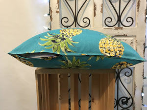 "18"" Pineapple Pillow Covers - InRugCo Studio & Gift Shop"