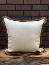 "Load image into Gallery viewer, 20"" Yellowstone National Park Pillow - InRugCo Studio & Gift Shop"