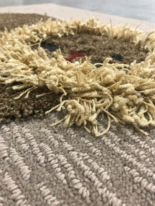 Lion Area Rug - InRugCo Studio & Gift Shop