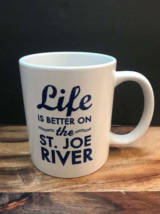 St. Joe River Mug - InRugCo Studio & Gift Shop