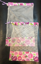 Load image into Gallery viewer, Reusable Produce Bags Set of 2 - Multiple Colors - InRugCo Studio & Gift Shop
