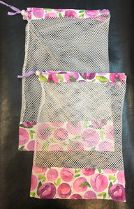 Reusable Produce Bags Set of 2 - Multiple Colors - InRugCo Studio & Gift Shop