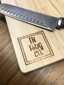 InRugCo Cutting Board - InRugCo Studio & Gift Shop
