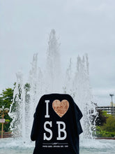 Load image into Gallery viewer, I Love SB shirt Morris fountain
