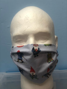 InRugCo-Gnomie-Life-Fabric-Face-Mask