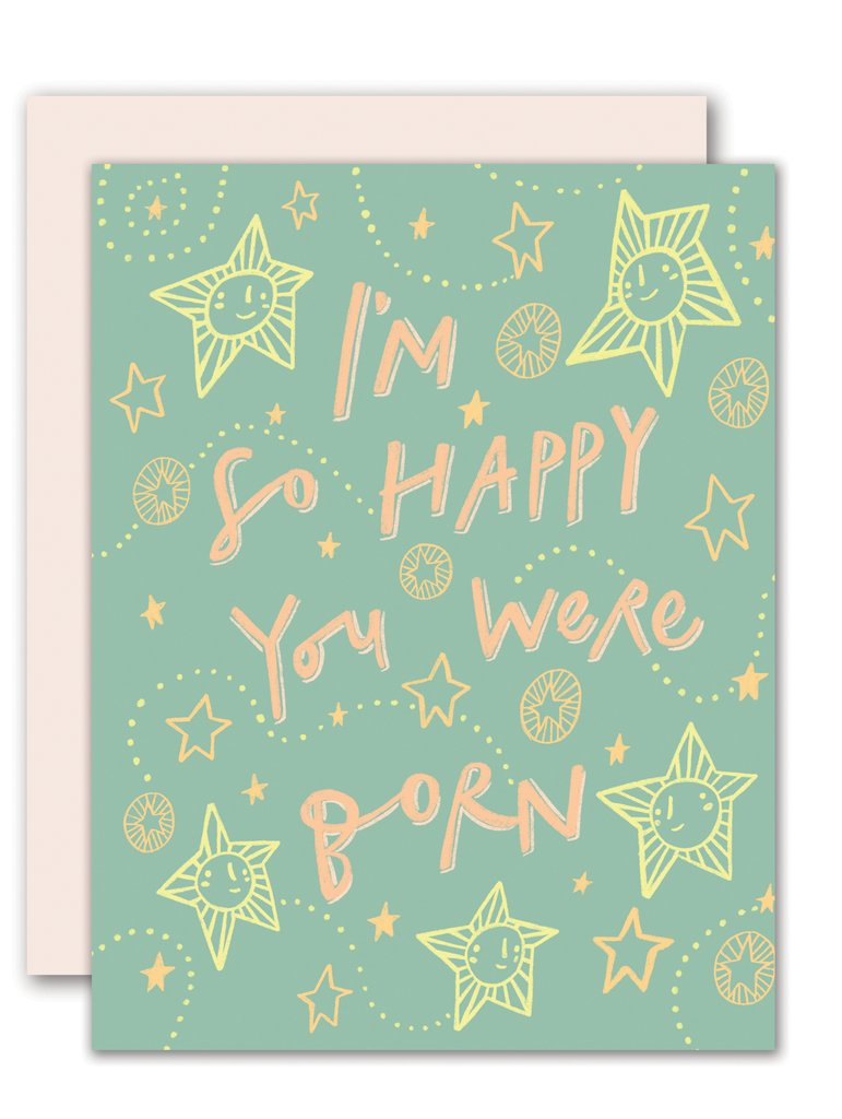 Pencil-Joy-I'm-so-happy-you-were-born-birthday-card