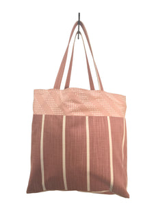 Antique Rose Okinawa Tote - InRugCo Studio & Gift Shop
