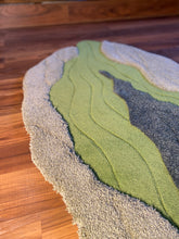 Load image into Gallery viewer, Lettuce Area Rug - InRugCo Studio & Gift Shop