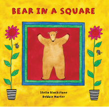 Load image into Gallery viewer, bear in a square barefoot books