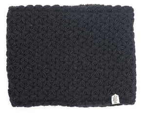 black neck warmer nirvana designs