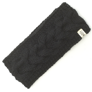 black soho headband nirvana designs