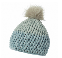 Load image into Gallery viewer, blue beanie nirvana designs