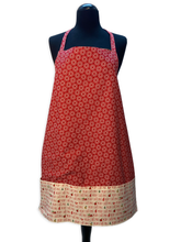 Load image into Gallery viewer, boho merry Christmas apron inrugco