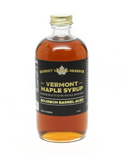 Load image into Gallery viewer, Bourbon Barrel Aged Maple Syrup | Dorset Maple Reserve - InRugCo Studio & Gift Shop