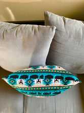 "Load image into Gallery viewer, 18"" Navajo Buffalo Pillow Covers - InRugCo Studio & Gift Shop"