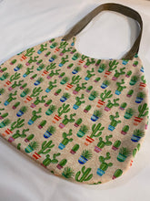Load image into Gallery viewer, Cactus Market Bag - InRugCo Studio & Gift Shop