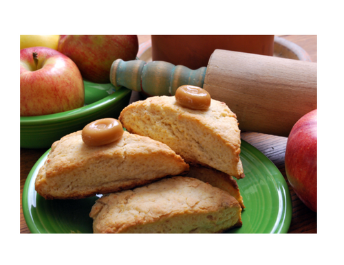 Caramel Apple Cream Scone Mix | Rabbit Creek Gourmet - InRugCo Studio & Gift Shop