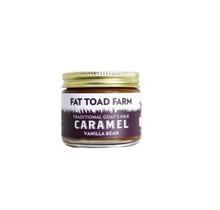 Load image into Gallery viewer, Vanilla Bean Caramel | Fat Toad Farm - InRugCo Studio & Gift Shop