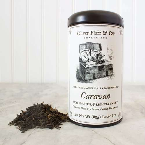 Caravan - Loose Tea | Oliver Pluff & Co. - InRugCo Studio & Gift Shop