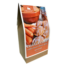 Load image into Gallery viewer, carrot cake muffin mix rabbit creek gourmet