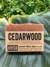 Load image into Gallery viewer, Cedarwood Soap | A Wild Soap Bar - InRugCo Studio & Gift Shop