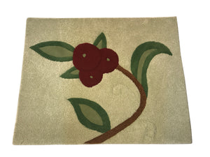 Cherry Area Rug - InRugCo Studio & Gift Shop