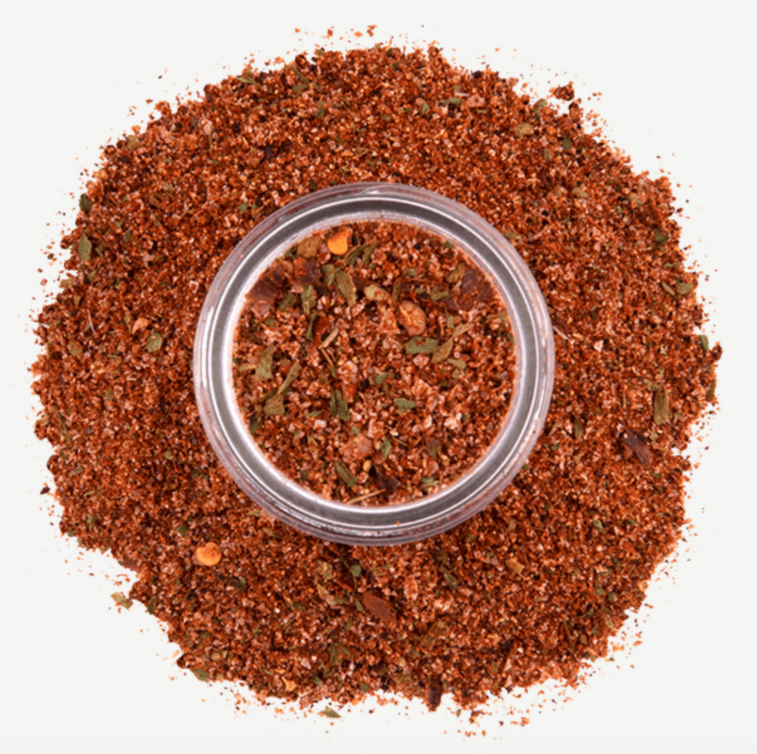 Chipotle Garlic Barbecue Blend | Jar | The Spice House - InRugCo Studio & Gift Shop