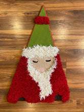 Load image into Gallery viewer, Christmas gnome area rug inrugco