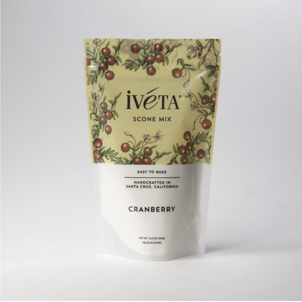 Cranberry Scone Mix | Iveta - InRugCo Studio & Gift Shop