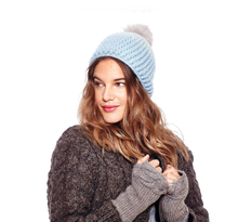 Load image into Gallery viewer, crochet beanie nirvana designs