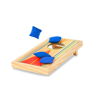 desktop bag toss game kikkerland