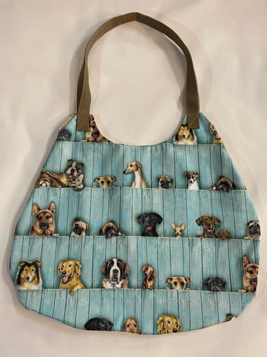 Dogs Market Bag - InRugCo Studio & Gift Shop