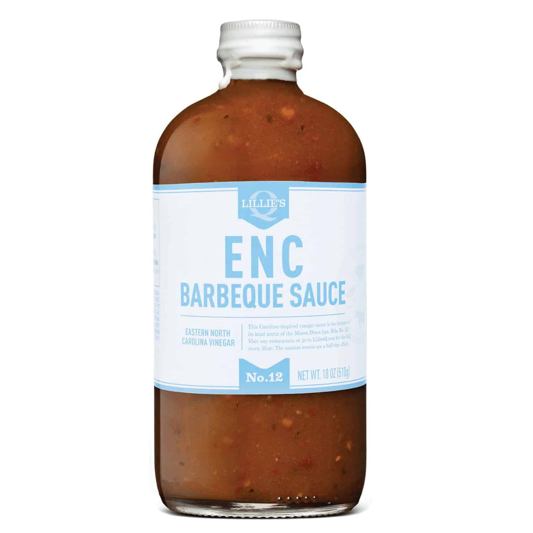 enc barbecue sauce Lillie q