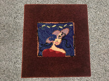 Load image into Gallery viewer, Fancy Lady with Hat Area Rug - InRugCo Studio & Gift Shop