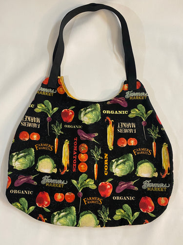 Farmers Vegetables & Fruits Market Bag - InRugCo Studio & Gift Shop