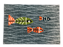 Load image into Gallery viewer, Fish Area Rug - InRugCo Studio & Gift Shop