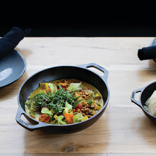Load image into Gallery viewer, 9 Inch Cast Iron Mini Wok | Lodge - InRugCo Studio & Gift Shop