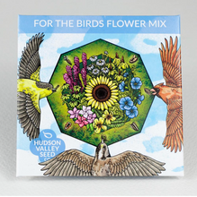 Load image into Gallery viewer, For the Birds Flower Mix | Hudson Valley Seed Co. - InRugCo Studio & Gift Shop