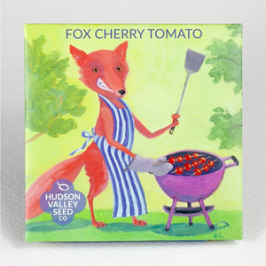 Fox Cherry Tomato | Hudson Valley Seed Co. - InRugCo Studio & Gift Shop