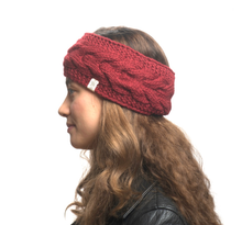 Load image into Gallery viewer, Black | Full Soho Headband