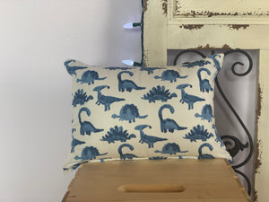"Lumbar (12"" x 16"") Dinosaurs Pillow Covers - InRugCo Studio & Gift Shop"