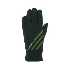 Load image into Gallery viewer, green wicking fleece glove women