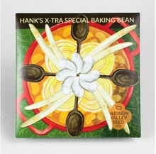 Load image into Gallery viewer, Hank's X-Tra Special Baking Bean | Hudson Valley Seed Co. - InRugCo Studio & Gift Shop