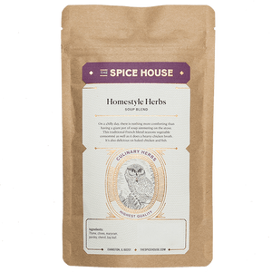 Homestyle Herbs Soup Blend | Flatpack | The Spice House - InRugCo Studio & Gift Shop