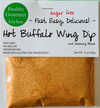 Load image into Gallery viewer, hot buffalo wing dip healthy gourmet kitchen