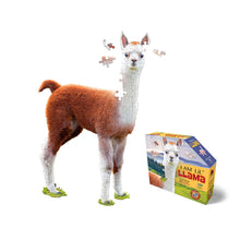 Load image into Gallery viewer, I am lil llama puzzle madd Capp puzzles