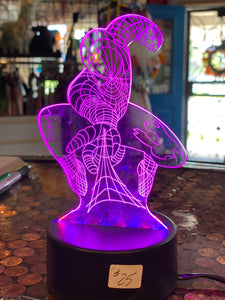 LED Spiderman Light - InRugCo Studio & Gift Shop
