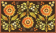 Load image into Gallery viewer, Indian summer floral flair 3x5