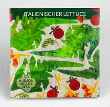Load image into Gallery viewer, Italienischer Lettuce | Hudson Valley Seed Co. - InRugCo Studio & Gift Shop