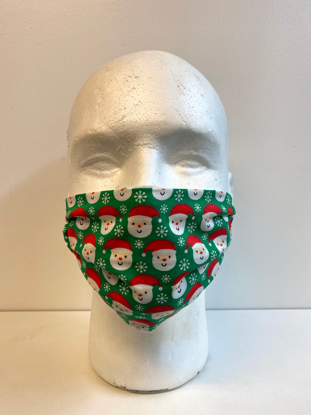 kids santa face mask inrugco